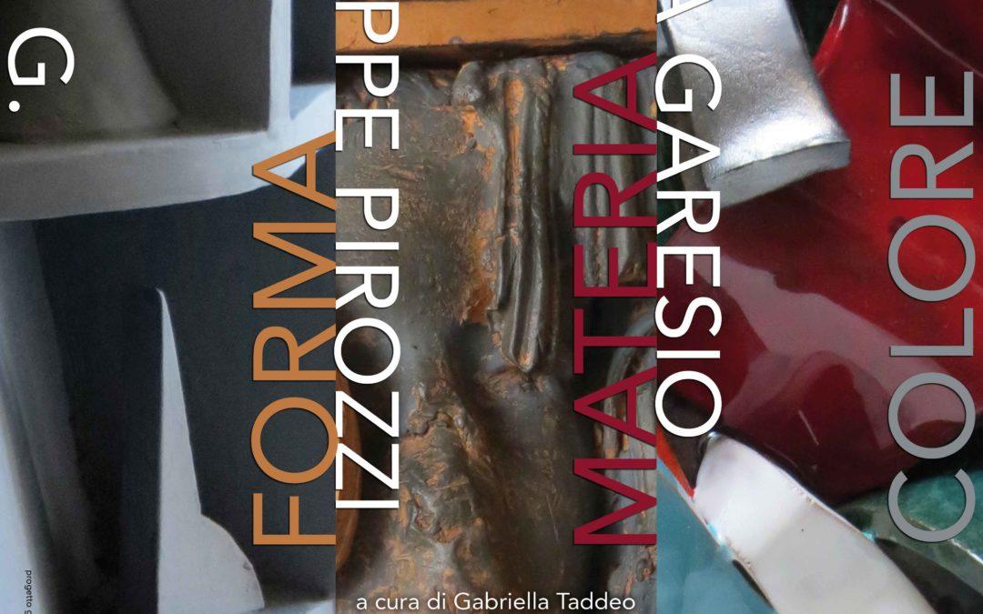 Ceramica: FormaMateriaColore